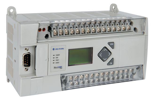 Modbus Configuration Example For An Allen Bradley Micrologix 1400