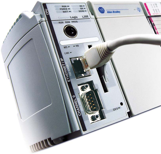 Conversion from PLC Siemens S7 to Allen Bradley RsLogix 5000 and