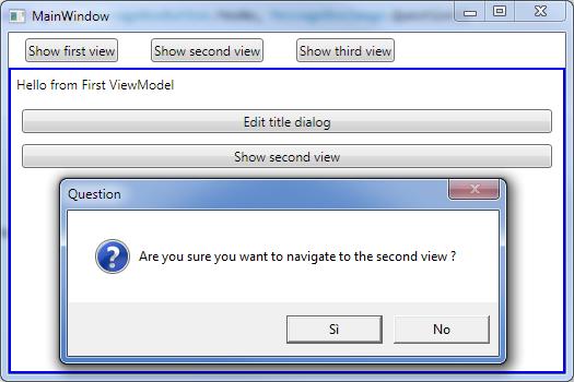 messagebox sample