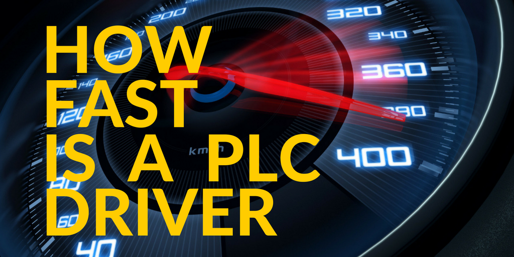 How fast is a PLC driver with C#? – Mesta Automation